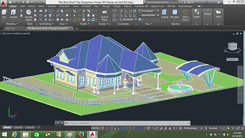 Autocad House Plan Guide House Design Plans